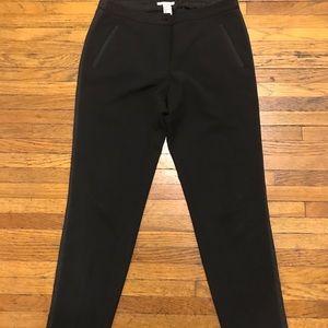 H&M Black Tuxedo Dress Pants
